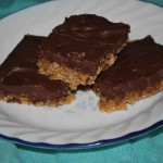 Homemade O'Henry Bars