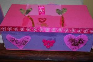 kid valentine box_1 - How To Make Valentine Boxes