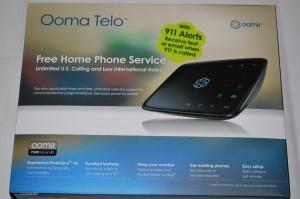 Ooma Telo box