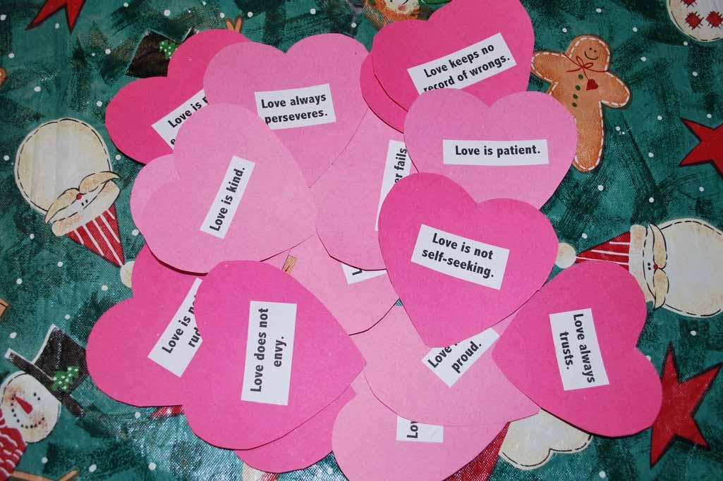 love jar hearts