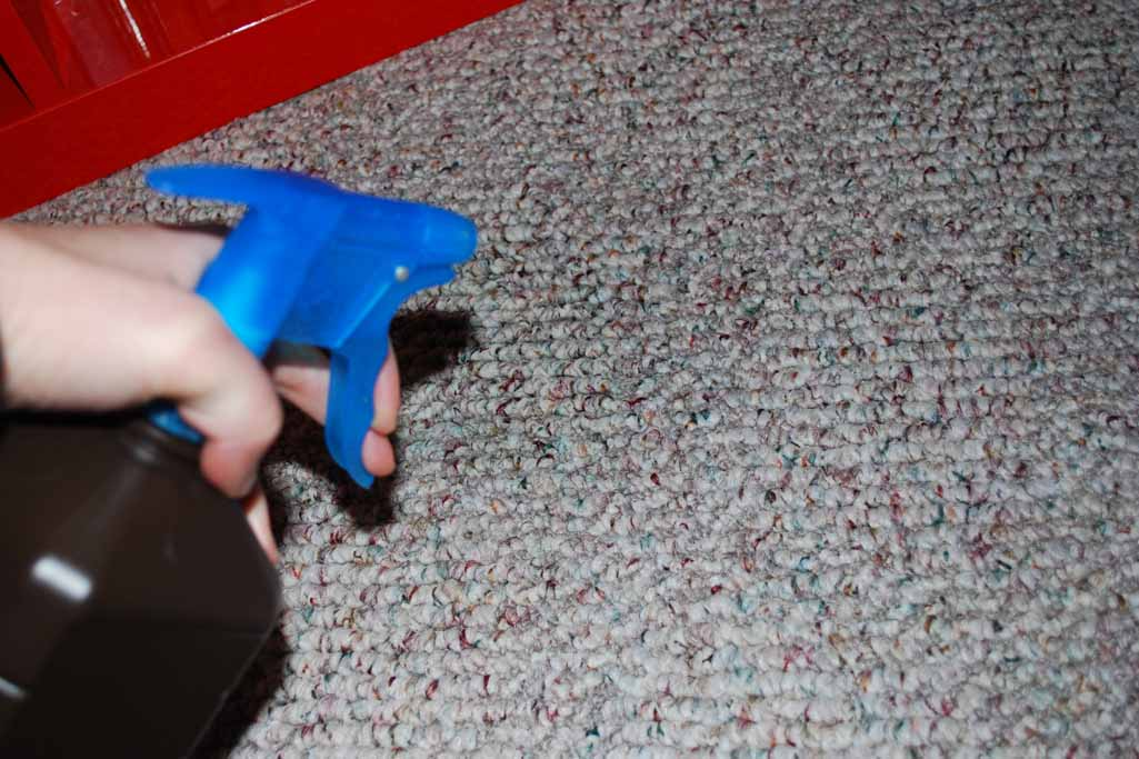 How To Remove Rubber Cement Stains From Carpet