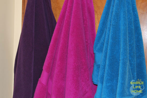 Colored towels_2